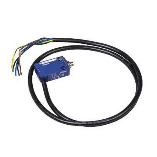 Schneider Electric xcmd2510l10Limit Schalter 2P NC + NO, Endschalter xcmd–Metall Ende Plunger–1NC 1Ö + 1S–langsam–10m, Teilenummer (Metall-endschalter)