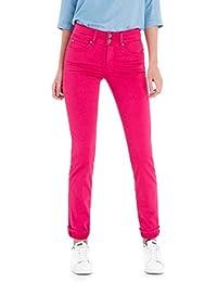 Salsa - Pantalons de couleur - Secret Push In slim - Femme