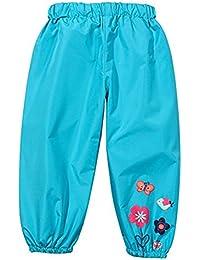 FAIRYRAIN - Pantalón impermeable - para niña azul azul