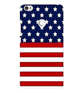 EPICCASE America Mobile Back Case Cover For Xiaomi Mi Max (Designer Case)