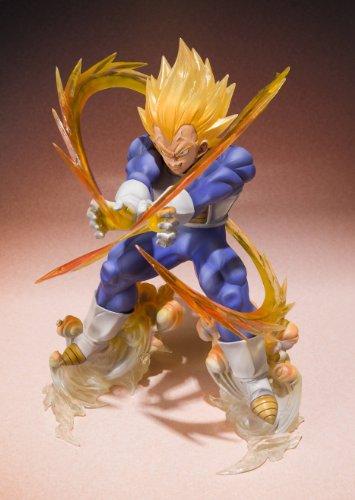Bandai 31646 - Figura Dragon Ball Z Bola de Dragón (31646) - Figura Dragon Ball Vegeta Super Saiyan (13 cm) 5