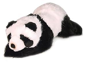 Piutrè 2177-Peluche Tumbado Oso Panda, 35cm