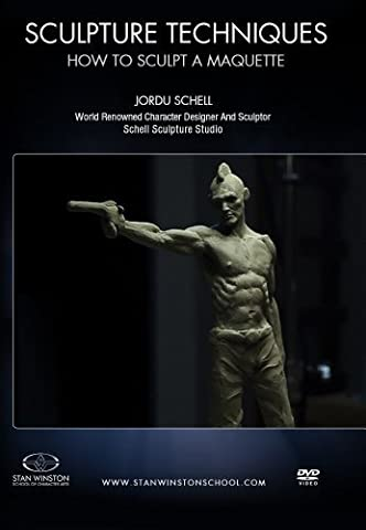 Sculpture Techniques - How to Sculpt a Humanoid Character Maquette: Learn the art of character maquette sculpture from one of the world's premiere creature designers. by Jordu