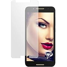 mtb more energy® Proteggi schermo in vetro temperato per Alcatel A7 (5090Y, 5.5'') - Pellicola protettiva Salvaschermo Vetrino