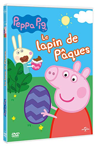 Peppa pig : le lapin de pâques [FR Import]