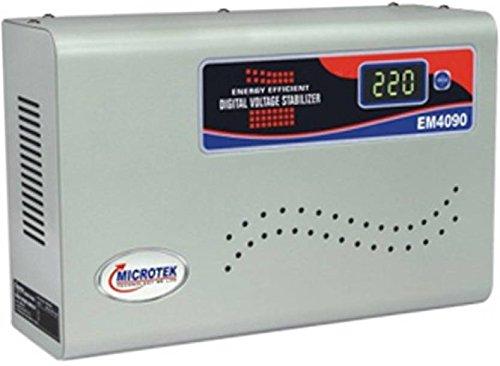 Microtek EM4090 Digital Display For AC upto 1.5Ton Voltage Stabilizer (90V-300V)