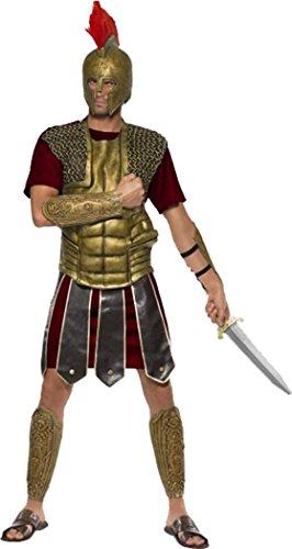 erren Legenden & Mythen Fancy Kleid Outfit Perseus der Gladiator Kostüm (Perseus Gladiator Kostüm)