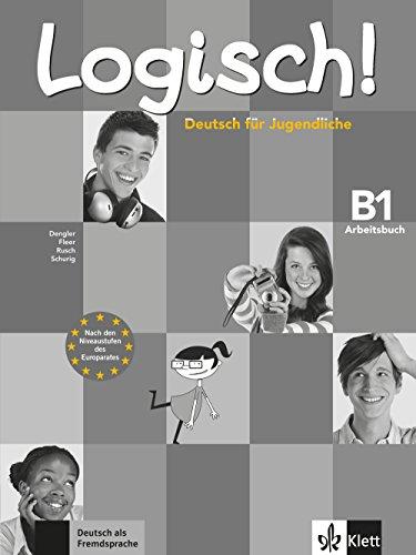 Logisch! B1. Arbeitsbuch. Per la Scuola media. Con CD-ROM