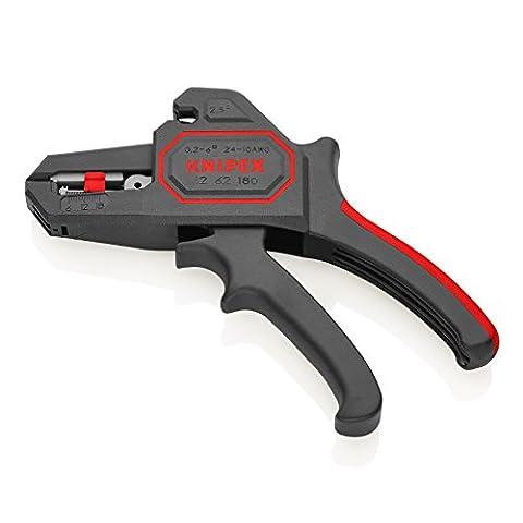 Knipex 12 62 180 – automatische Abisolierzange (Sk Leiter)