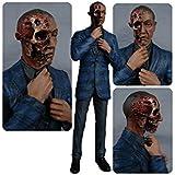 Breaking Bad Gus Fring Burned Face Version Figura De Acción