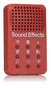NPW Efecto de Sonido Prank Juguetes-9Varios Sonidos Classic FE Sonido máquina