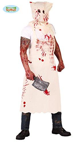 blutiges Seemann Kostüm für Herren Gr. M/L, (Halloween Ich Kostüme)