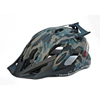 Prowell X9 Casco da Mountain Bike (Camouflage, Medium)