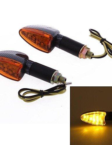 dbrgr-2-pc-moto-giallo-15-led-accendere-la-luce-di-segnale-lampadina-lampeggiante-lente-dc12v-10-mil