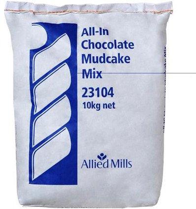 Allied Mills Miscela di Torta al Cioccolato Fango 10kg x 1