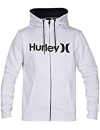 Hurley Hoodies - Hurley Surf Club O&O Zip 2.0 - Star Blue