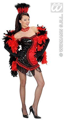 Unbekannt Aptafêtes–cs927159/L–Kostüm Vegas Showgirl–Größe L