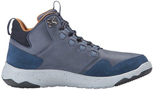 Teva Arrowood Lux Mid, Chaussures de Randonnée Hautes Homme Bleu (Blue/Blu)
