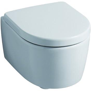 Spülrandloses Design Hänge Wand WC mit Take-Off SoftClose Deckel SONDERPREISS !!