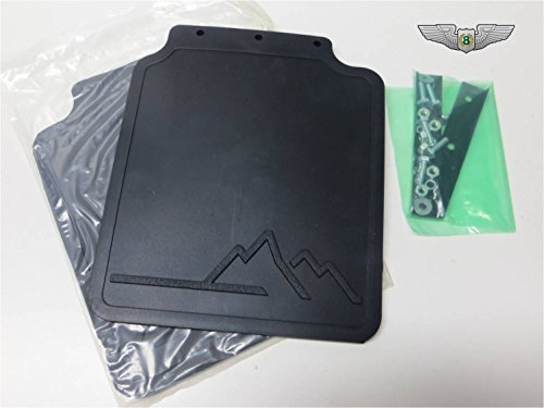 Land Rover Discovery 1Nuovo Originale Posteriore Mud Flap Kit (Flap Mud Kit)