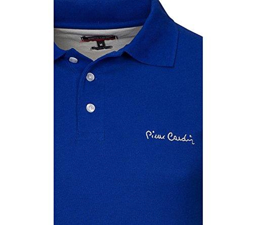 PIERRE CARDIN Poloshirt T-Shirt Herren Polohemd Hemd in verschiedenen Farben Blau