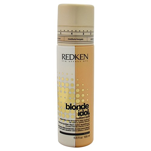 Redken Blonde Idol Personalized Intensive Color Maintenance For Warm Blonde Shade - 196 ml