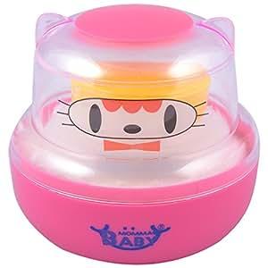 Mommas Baby India Powder Box-Pink