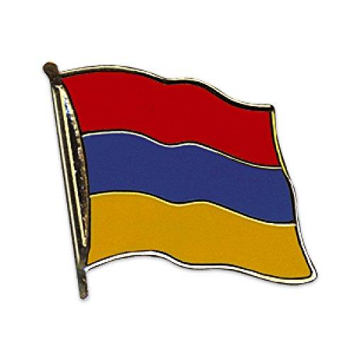 Flaggen-Pin vergoldet : Armenien