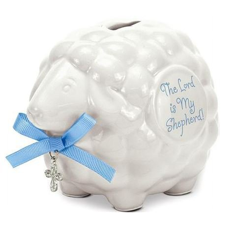 ceramic-baby-lamb-bank-with-cross-and-blue-ribbon-the-lord-is-my-shepherd-by-brownlow-gifts-by-brown