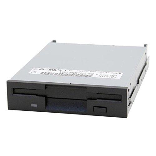 Diskettenlaufwerk Floppy Disk Antrieb NEC FD1231H Schwarz P / N 134-506791-728-4