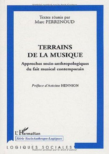 Terrains de la musique : Approches socio-anthropologiques du fait musical contemporain