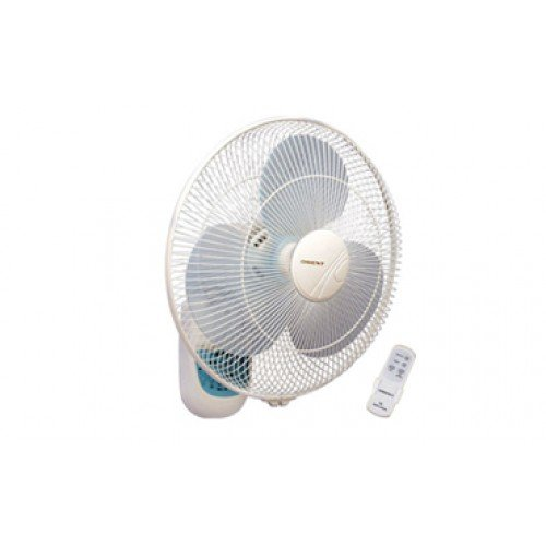 Orient Wall Fan 16-Inch With Remote Wall