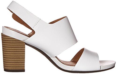 Clarks bañoy Tulia Dress Sandal White