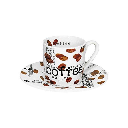 Könitz Espressoset Coffee Collage