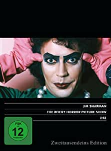 The Rocky Horror Picture Show. Zweitausendeins Edition Film 242