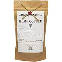 Café de cáñamo 200g (Cannabis Sativa) / Hemp Coffee 200g - Health Embassy Organic