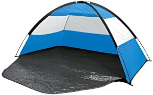 Beach Tent UPF 40 With Sun Protection - Colours May Vary