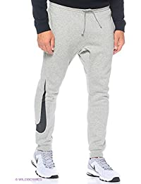 Nike Herren Jogger Fleece Mix Hose