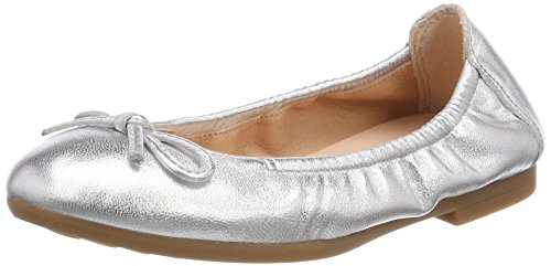 Unisa Cresy_18_lmt, Bailarinas para Niñas, Plateado Silver, 29 EU
