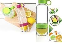 Citrus Zinger Fruit Infusion Juicer Bottle