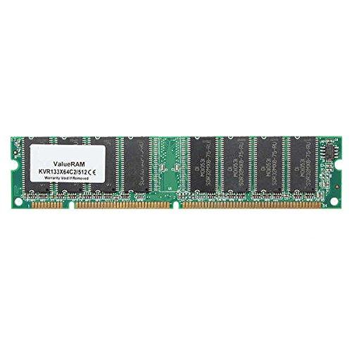 512MB SDRAM PC133 PC DIMM non ECC NON REG 168 Pin Desktop memoria RAM