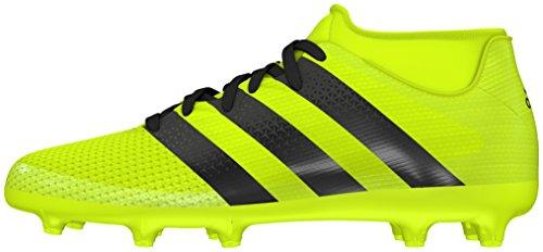 adidas Ace 16.3 Primemesh Fg/Ag J, Scarpe da Calcio Bambino Giallo (Amarillo (Amasol / Negbas / Plamet))