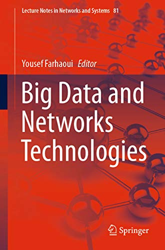 Big Data and Networks Technologies (Lecture Notes in Networks and Systems Book 81) (English Edition) Digital Network-security-system