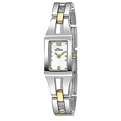 sOliver-Damen-Armbanduhr-Analog-Quarz-bicolor-SO-15040-MQR