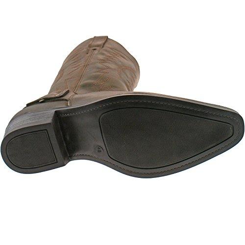 Replay Nevada, Sneaker uomo Marrone (marrone)