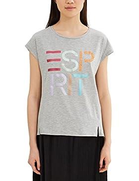 ESPRIT 027ee1k061, Camiseta para Mujer