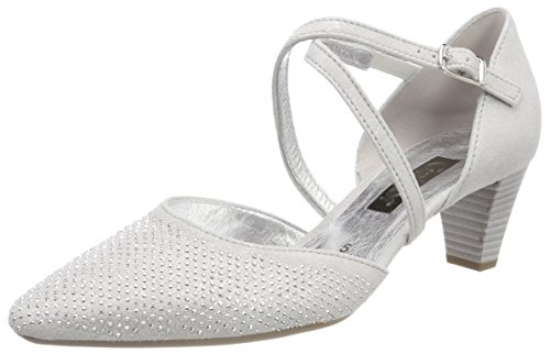 Gabor Shoes Damen Fashion Pumps, Weiß (Ice), 41 EU