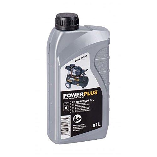 PowerPlus POWOIL012 Aceite Para Compresor 1L