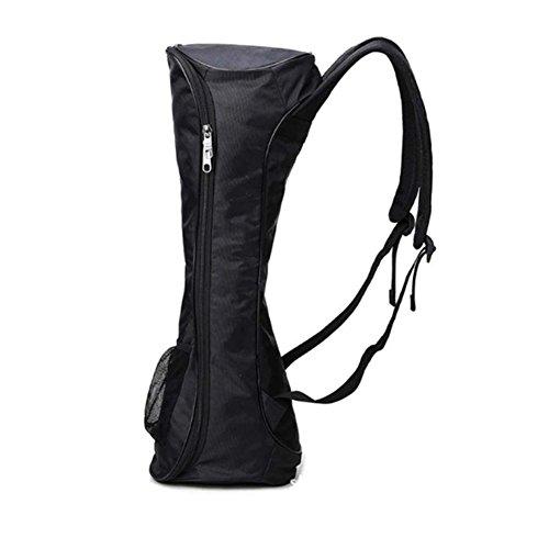 TaoNaisi Wasserdicht Hover Board Bag Scooter Tragetasche Handtasche Rucksack Langlebig Fashion Handtasche für 16,5 cm und zwei Rädern selbst Balancing Roller schwarz