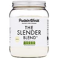 PROTEIN WORLD Diet Whey Protein Weight Loss Shake 600g Vanilla